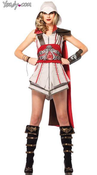 heroine costumes Sexy