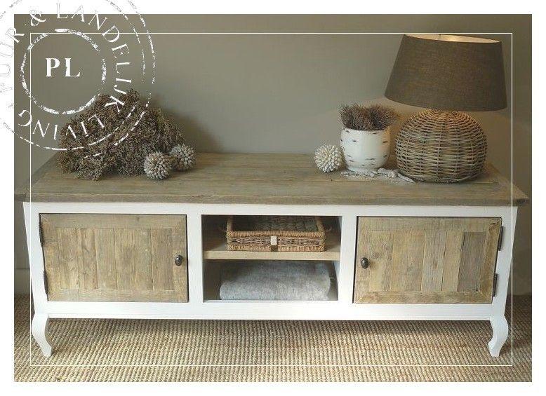 puur & landelijk - mooie tv meubel