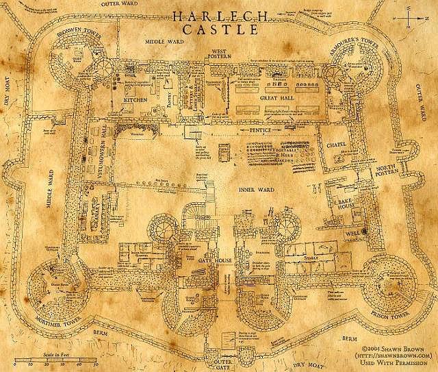 4330991251 91ac3d3ec5 Z Jpg 640 543 Pixels Die Karte Des Rumtreibers Harry Potter Karte Des Rumtreibers Harry Potter Thema