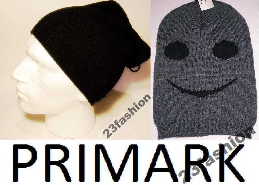 Czapka Primark Smerf Beanie Krasnal Smerfetka Nowe 4564496293 Oficjalne Archiwum Allegro Primark Beanie Sleep Eye Mask