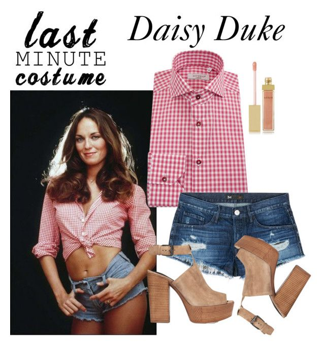 last minute costume daisy duke by tina pieterse liked on polyvore featuring diverso 3x1 rebecca minkoff aerin and halloween