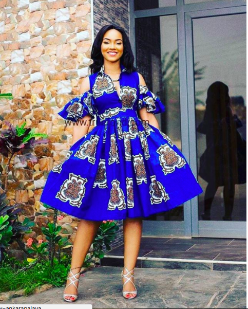 Nigerian Wedding Dress Designs: 60+ Latest Ankara Styles For Weddings Occasion 2018