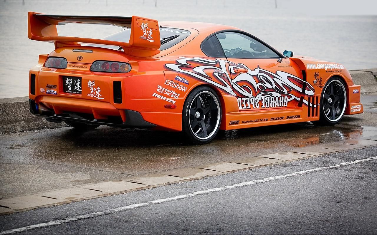 Ordinaire Cars Toyota Toyota Supra Sport Cars Street Racing   Free Download Cars .