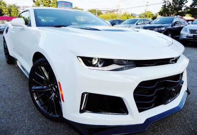 Used 2017 Chevrolet Camaro Zl1 Coupe For In Alexandria Va 22309 Action Preowned