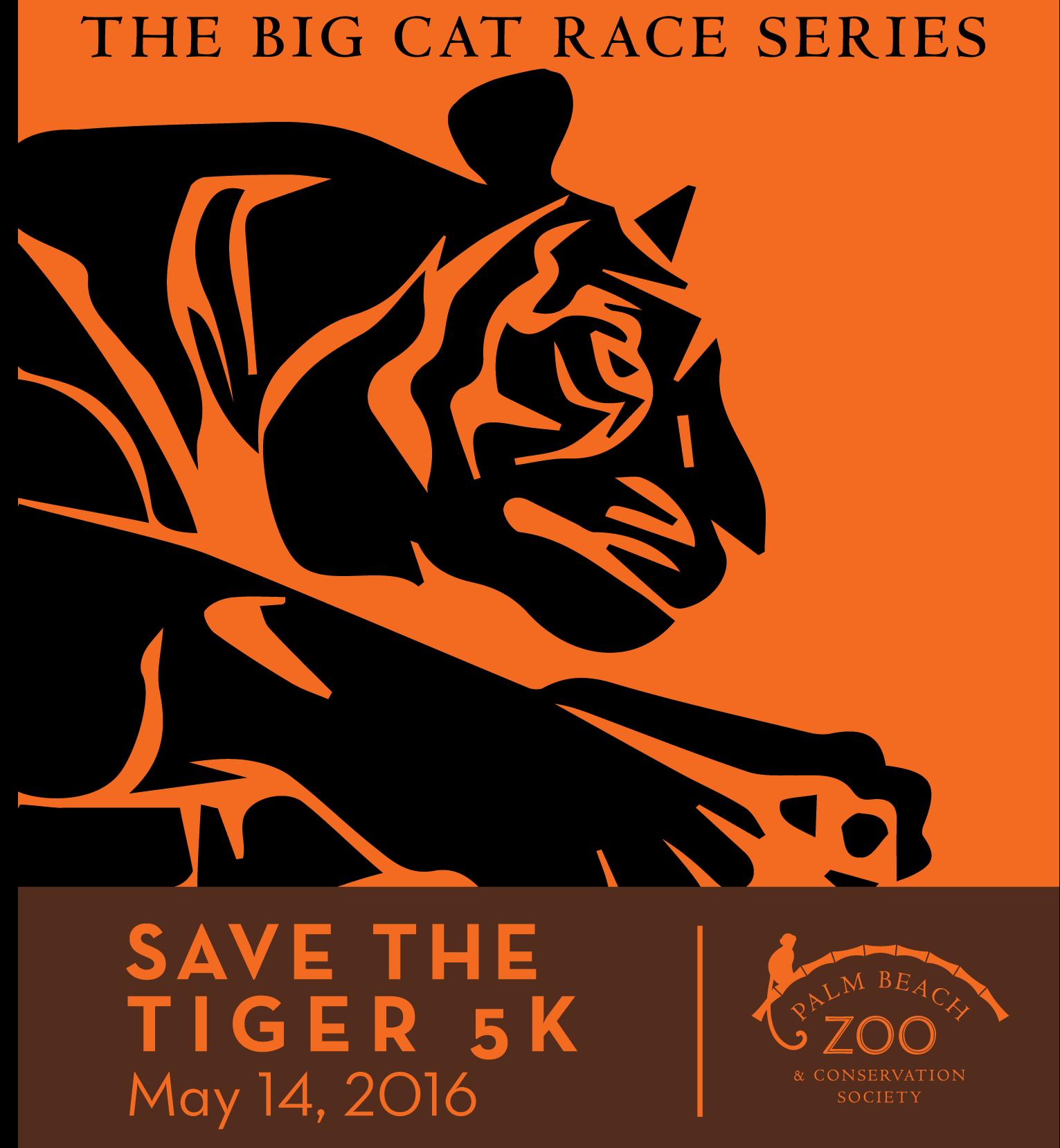 Run Or Walk To Help Save The Malayan Tiger The Malayan Tiger Is