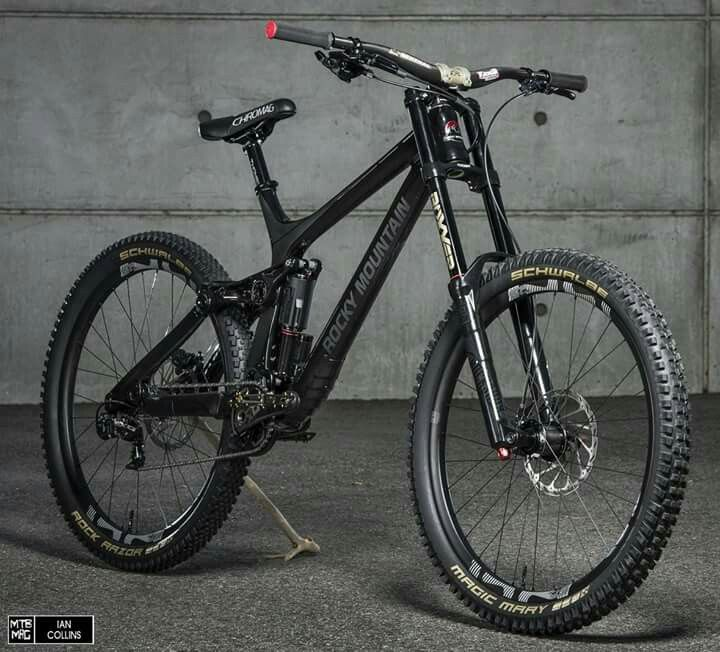 33 Lbs Of Weight Rocky Mountain Bicycles Credit Mtb Mag Vtt