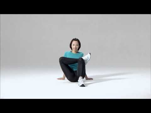 Hip Stretch Sitting