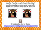 Bats Cats and Owls Oh My! Halloween Concentration product from Playful-Learning-Brooklyn on $1.00TeachersNotebook.com