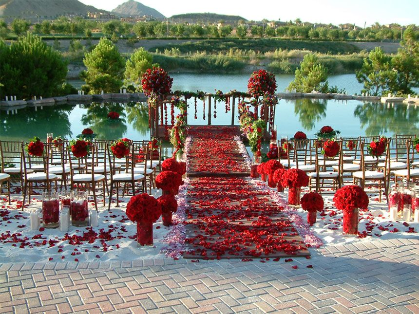Lake Las Vegas Wedding Elvis Chapel Weddings
