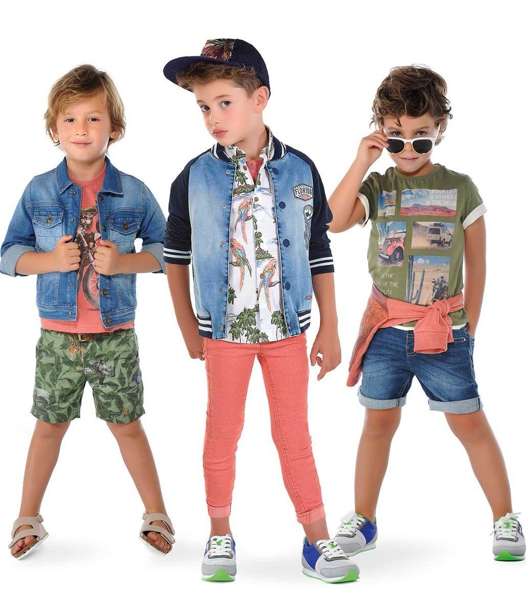Стильная модная одежда в картинках для детей