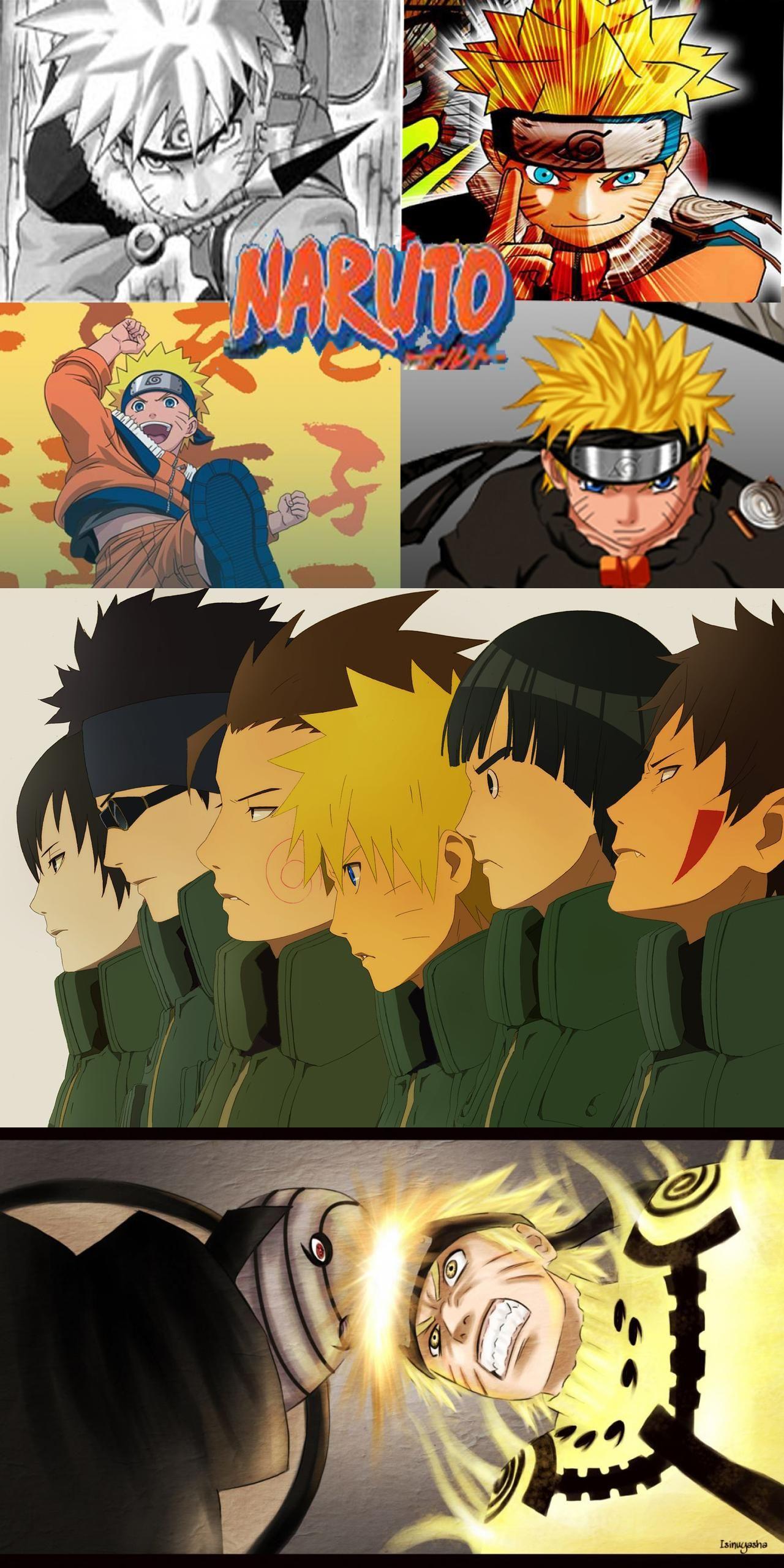 Boyz of Naruto (With images) Anime, Naruto, Comic book cover