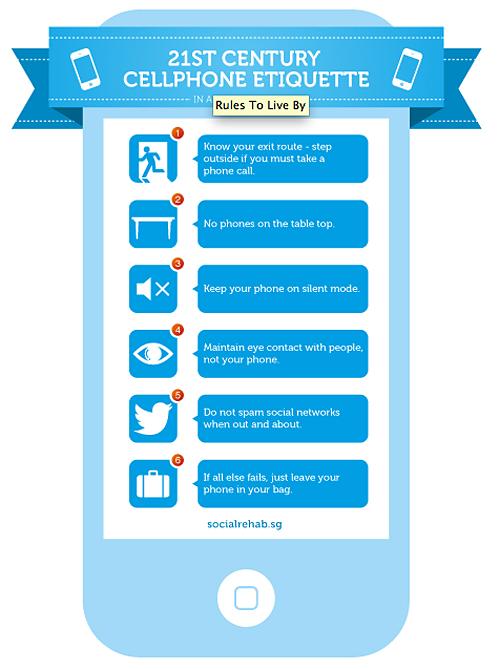 text etiquette rules