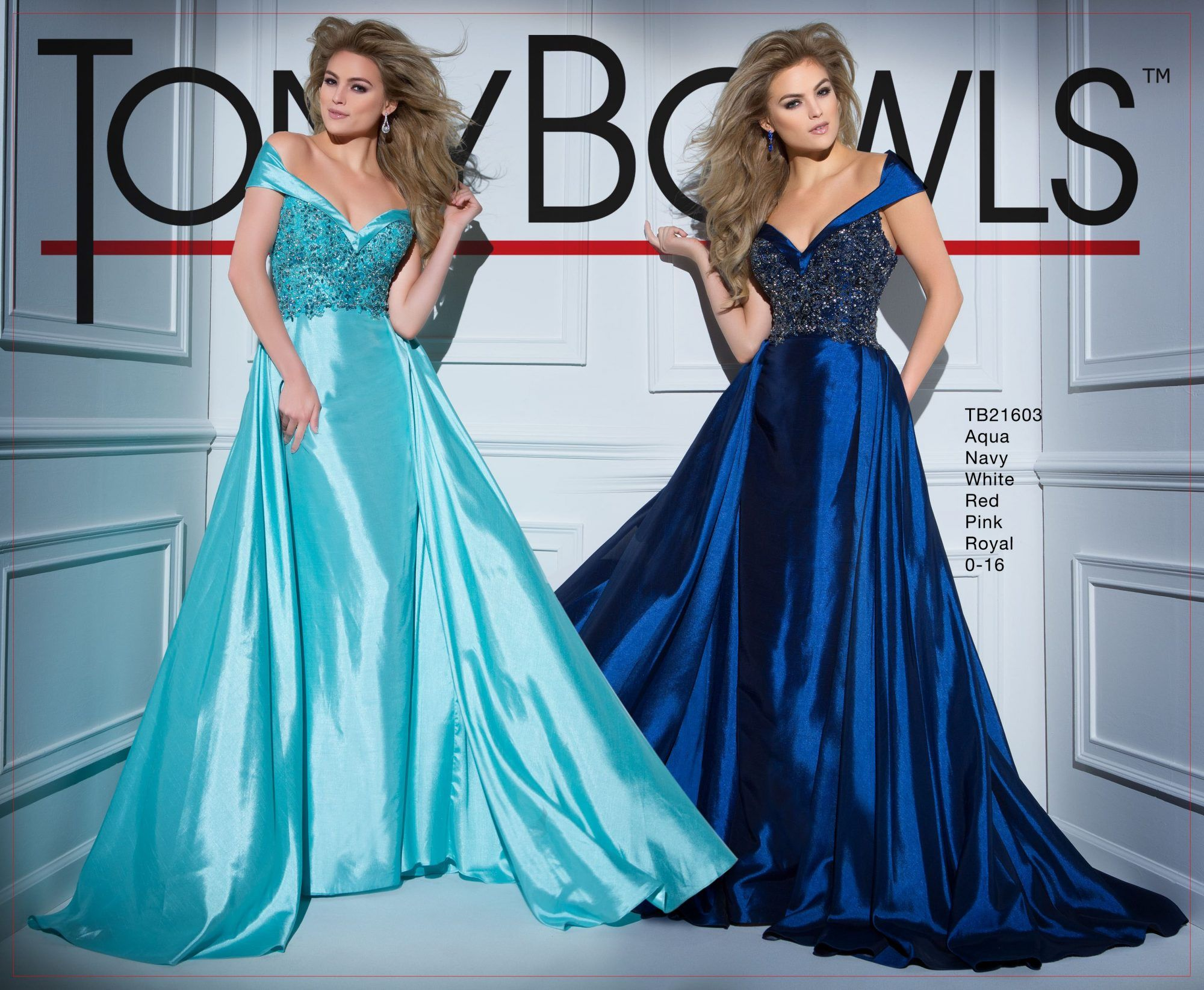 a4ae839579 Tony Bowls Style TB21603 - View the Tony Bowls Collection now and contact a  retailer near you to order the perfect designer dress for…