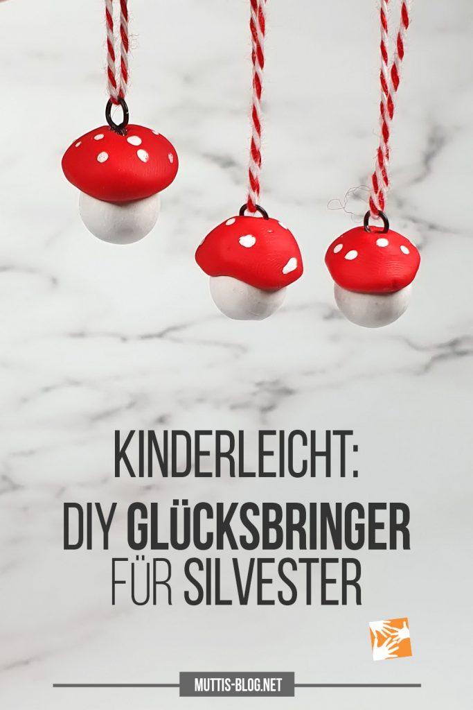 Photo of Kinderleicht: DIY Glücksbringer für Silvester | Muttis Nähkästchen