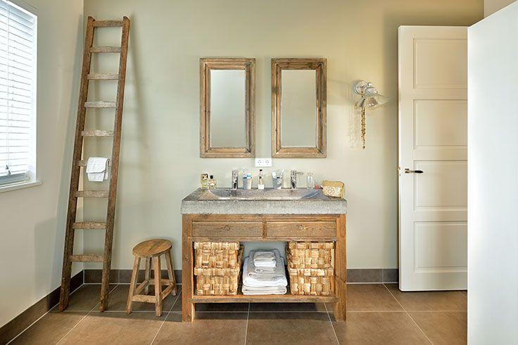 Rustieke badkamer   Aan het water   Pinterest   Architects, Modern ...