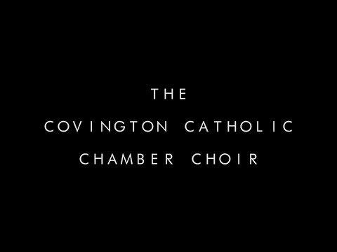 "Covington Catholic Chamber Choir | ""I Heard The Bells"" - YouTube"