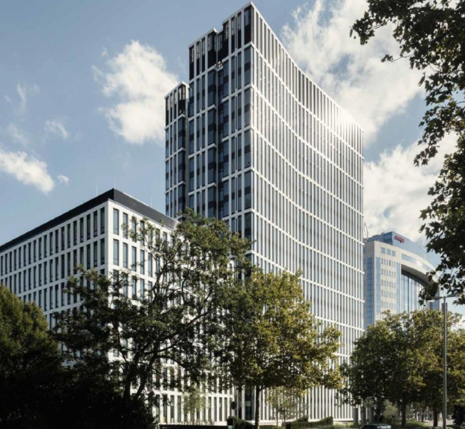 Frankfurt Die publity AG baut ihren eigenen