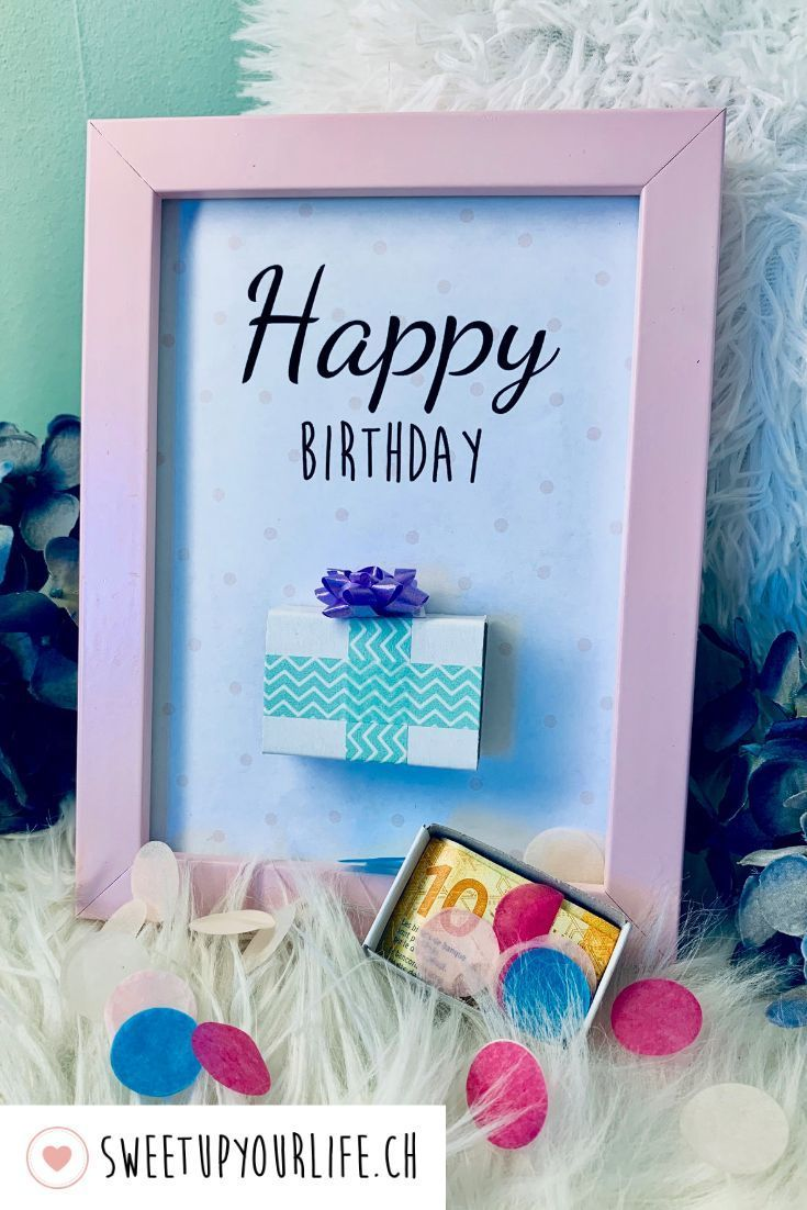 Geldgeschenke Zum Geburtstag Geldgeschenke Geburtstag