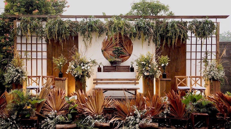 Dekorasi Pelaminan Di Hotel Trans Bandung