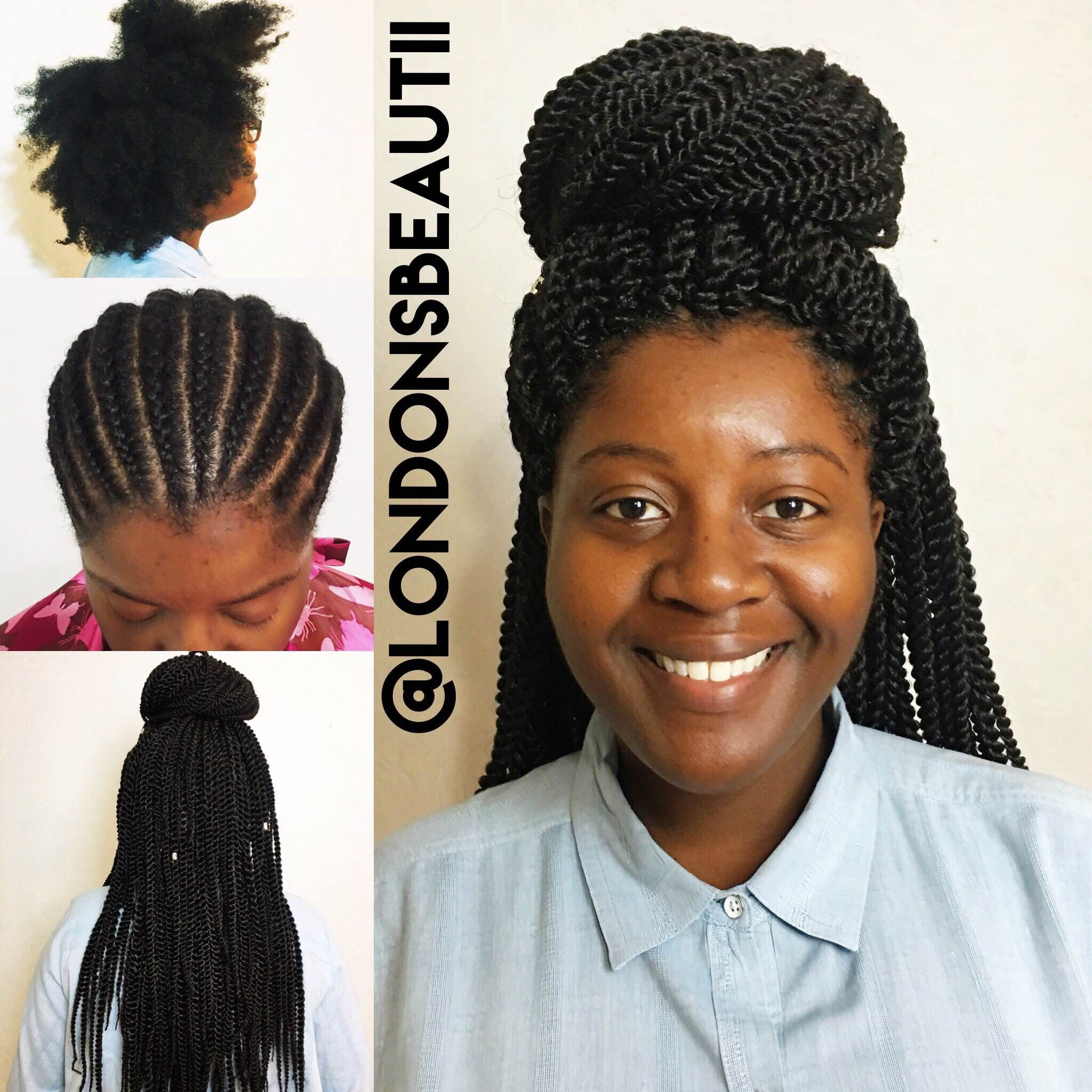 Crochet Braids done by London\'s Beautii in Bowie, Maryland. https ...