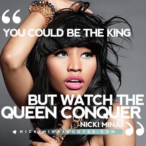 Nicki Minaj Quotes #nickiminajquotes #nickiminajquote #quotes #nickiminaj