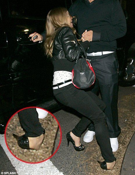 Falling because of High heels - Google Search