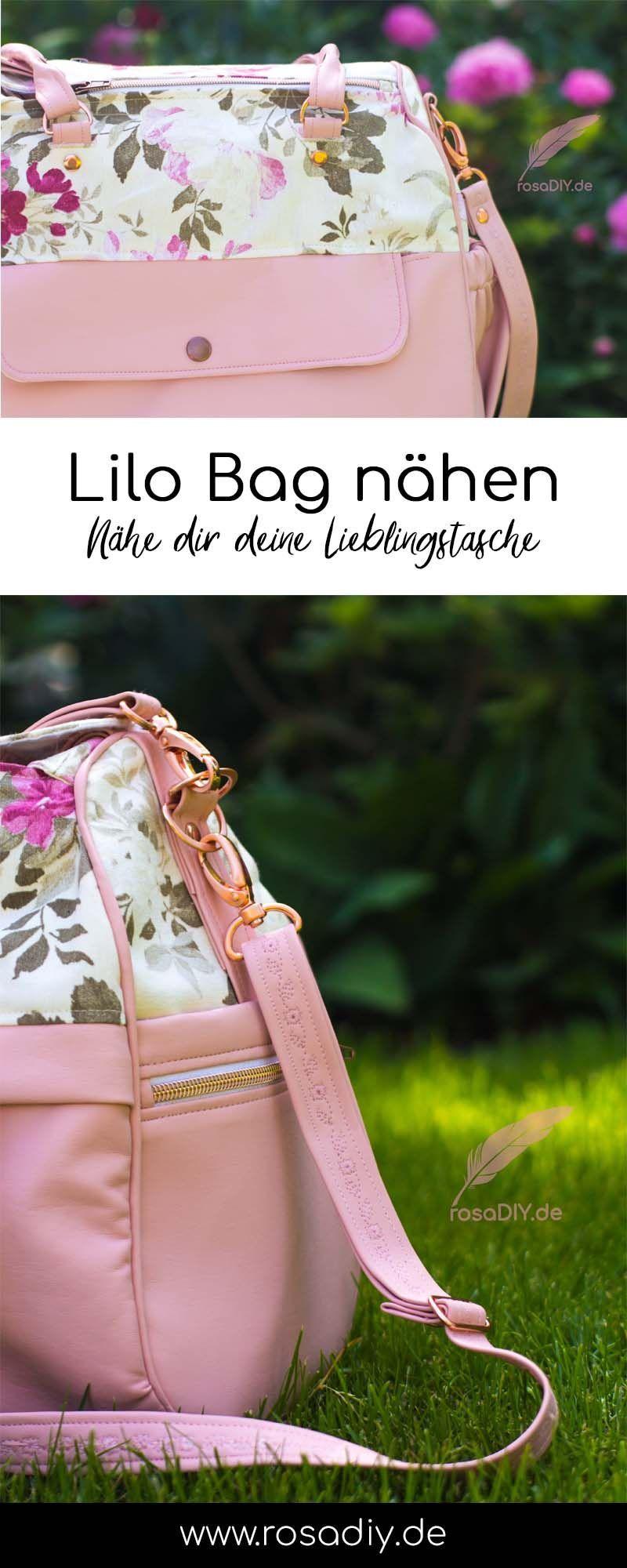 Photo of Lilo Bag ist da – rosaDIY – Schöne Dinge machen das Leben schöner!