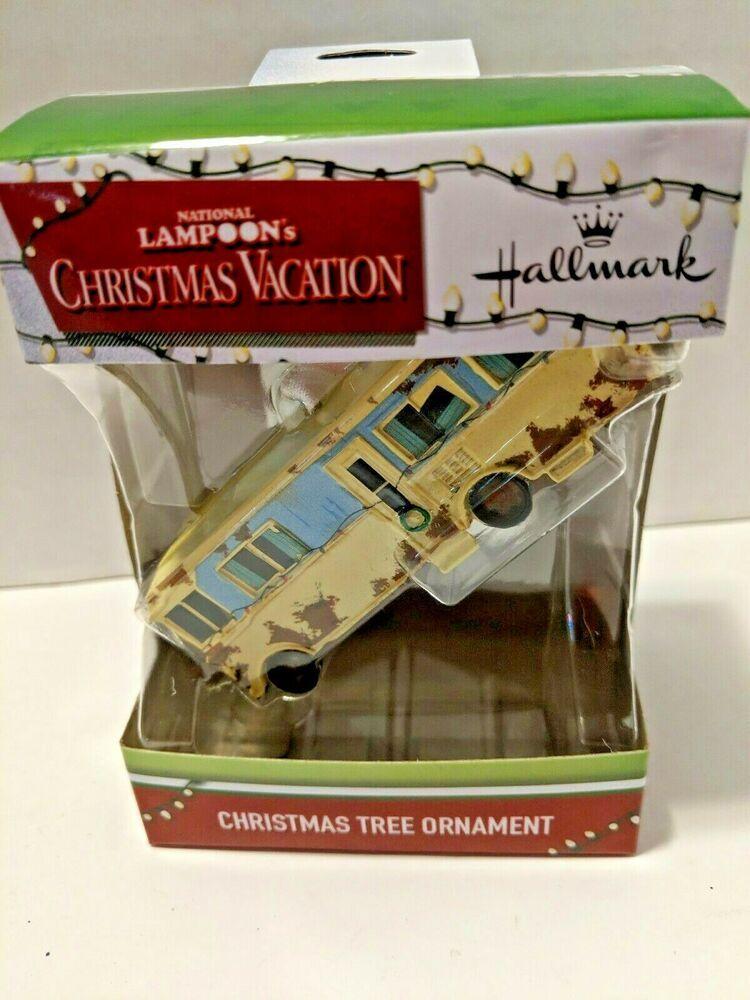 Cousin Eddies RV BOXED New Christmas Vacation Original by Hallmark