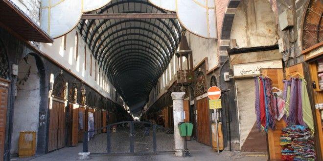 ضرائب باهظة يفرضها النظام على تجار دمشق