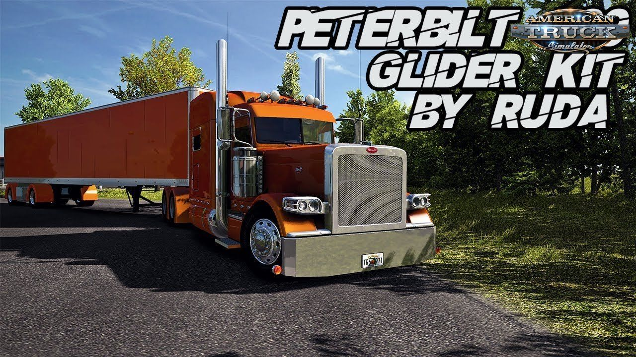 Kenworth K200 Custom 1 34 X American Truck Simulator With