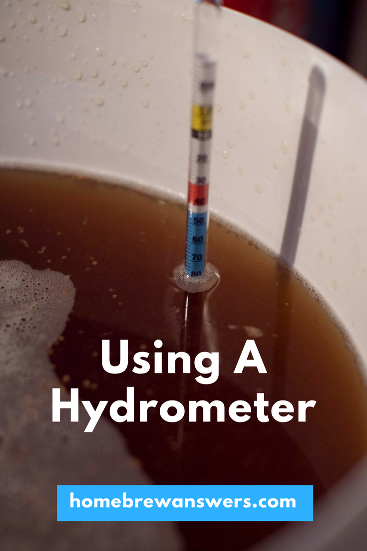 How to use a hydrometer