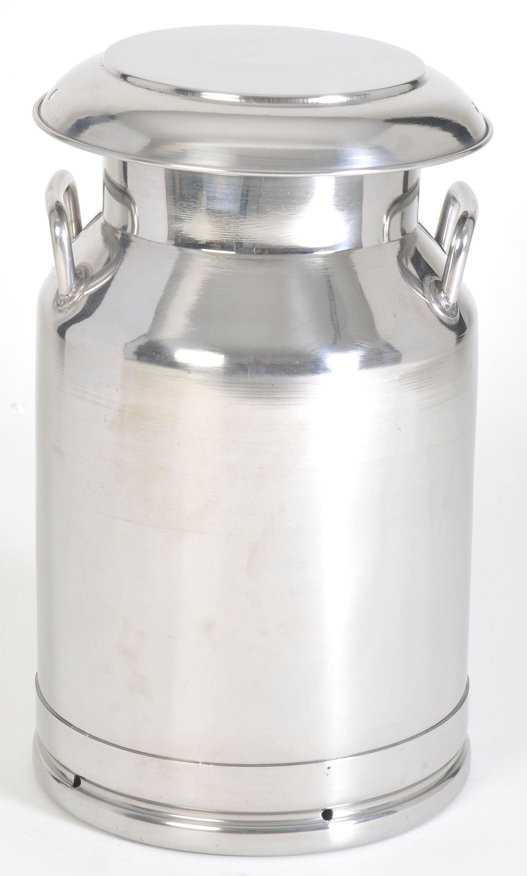 Stainless Steel Aisi 304 Grade Milk Can Of Capacity 20 Liters Both Available In Regular Economy Model No Dairy Recipes Milk Cans Good Manufacturing Practice