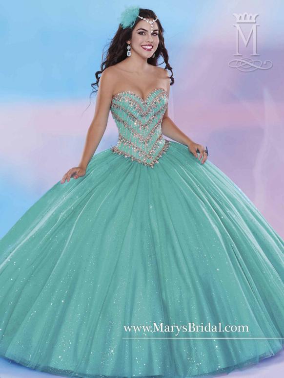4db2cc5f8d Vestidos para quince años 2016 Marys Bridal