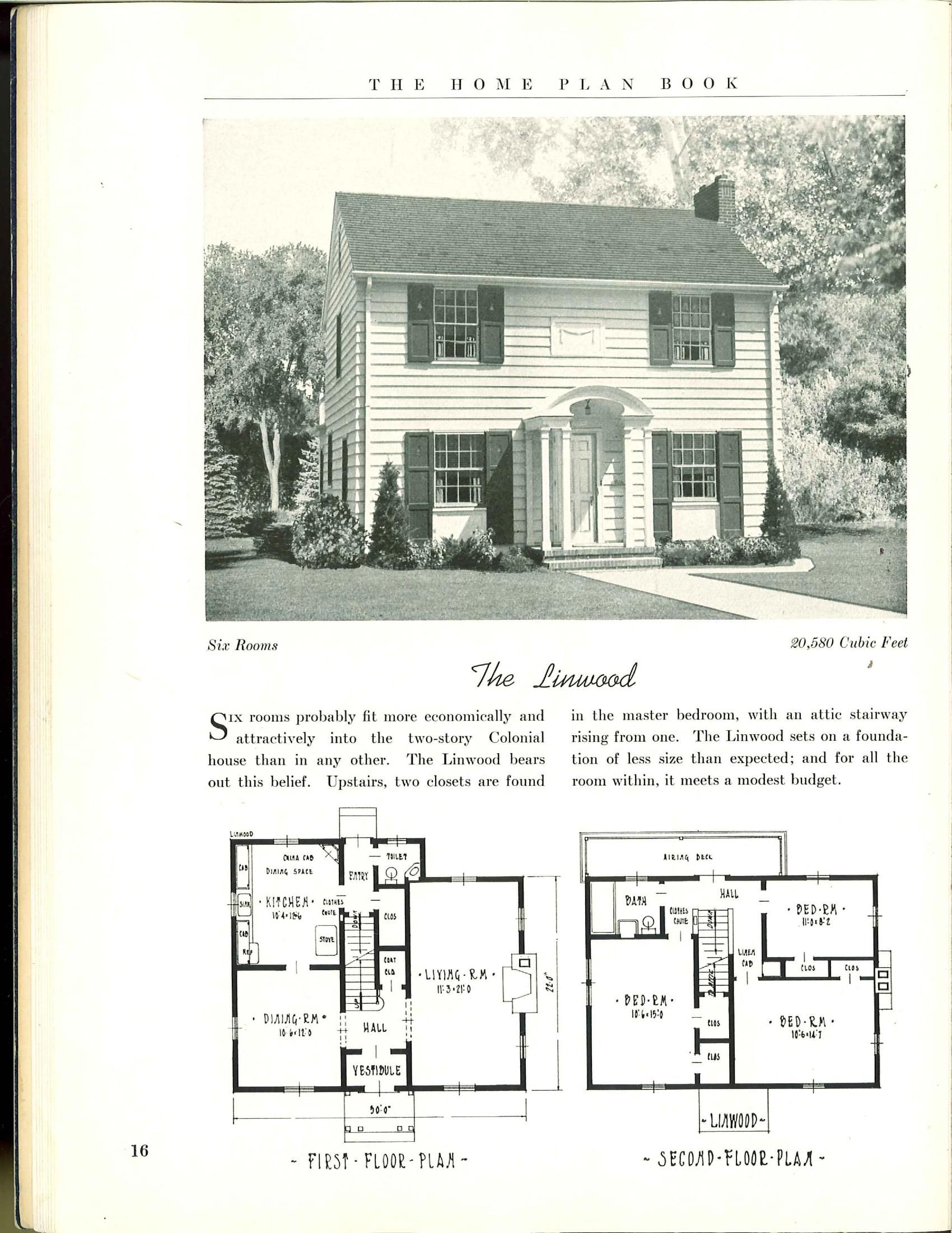 The Home Plan Book 49 Designs Home Plan Book Co Free Download Borrow And Streaming Internet Archive House Plans Vintage House Plans Small House Inspiration