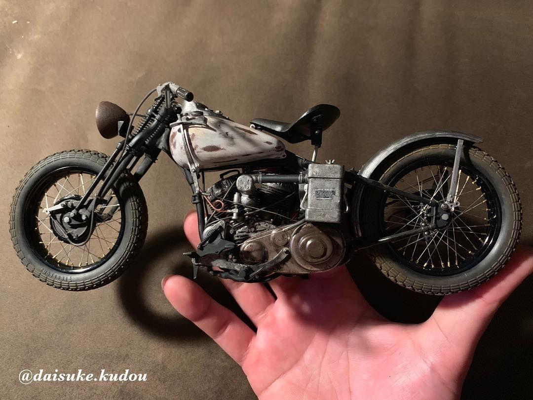 Gambar Mungkin Berisi Sepeda Motor Motorcycle Model Motorcycle Mini Bike