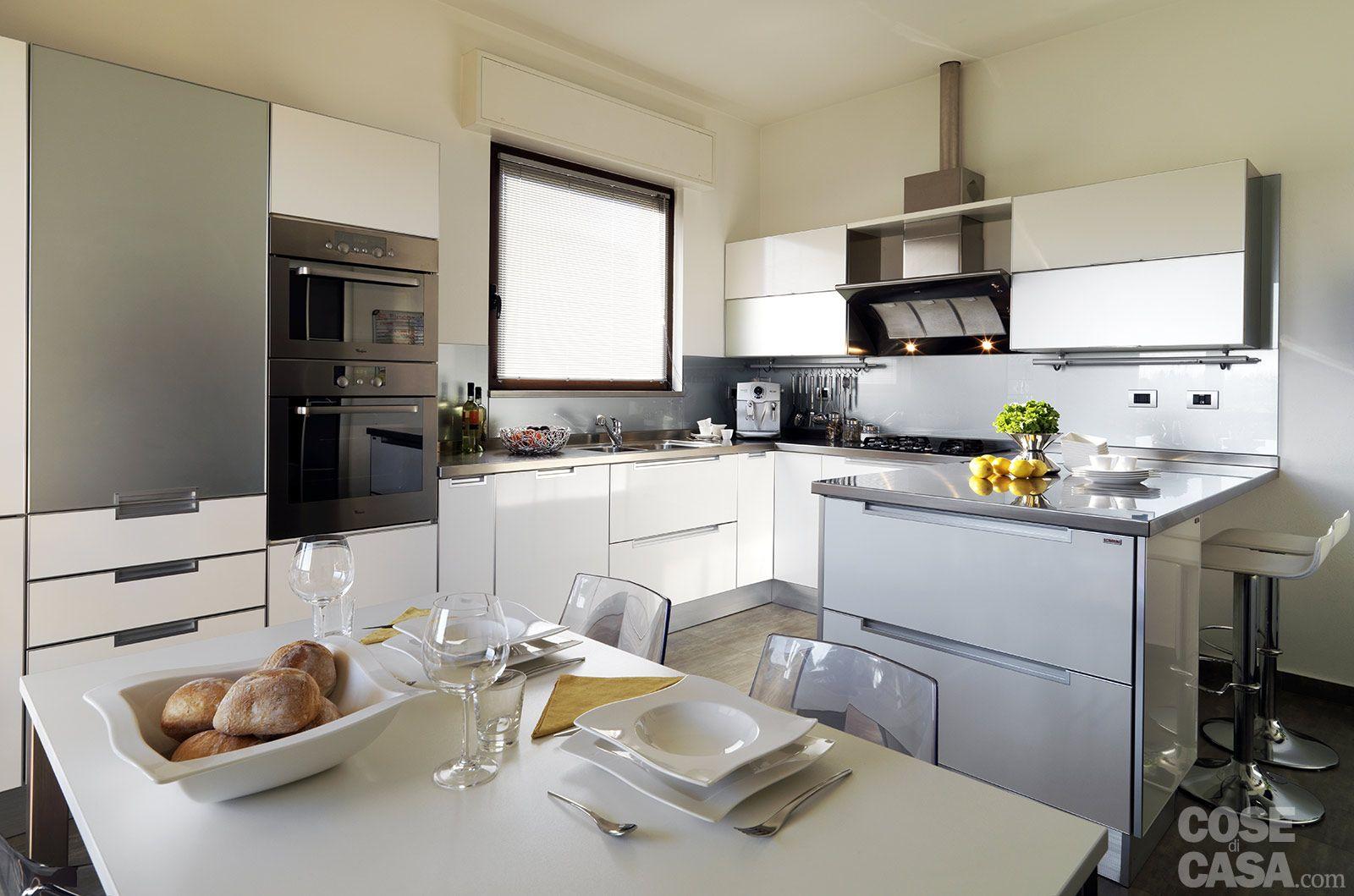 Risultati immagini per architetto arreda cucina rettangolare cucine pinterest house - Architetto arreda ...