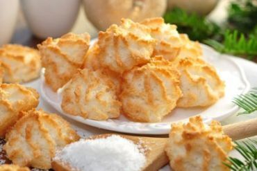 Kokosmakronen #kokosmakronenrezept