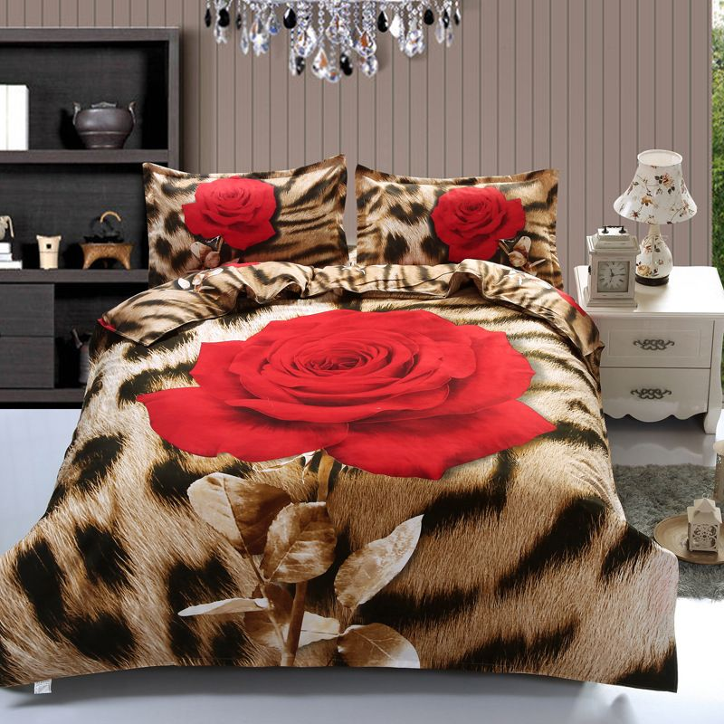 Free Shipping Buy Best Wholesale Brand 3d Bedding Set Luxury
