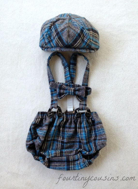 how to make infant suspenders