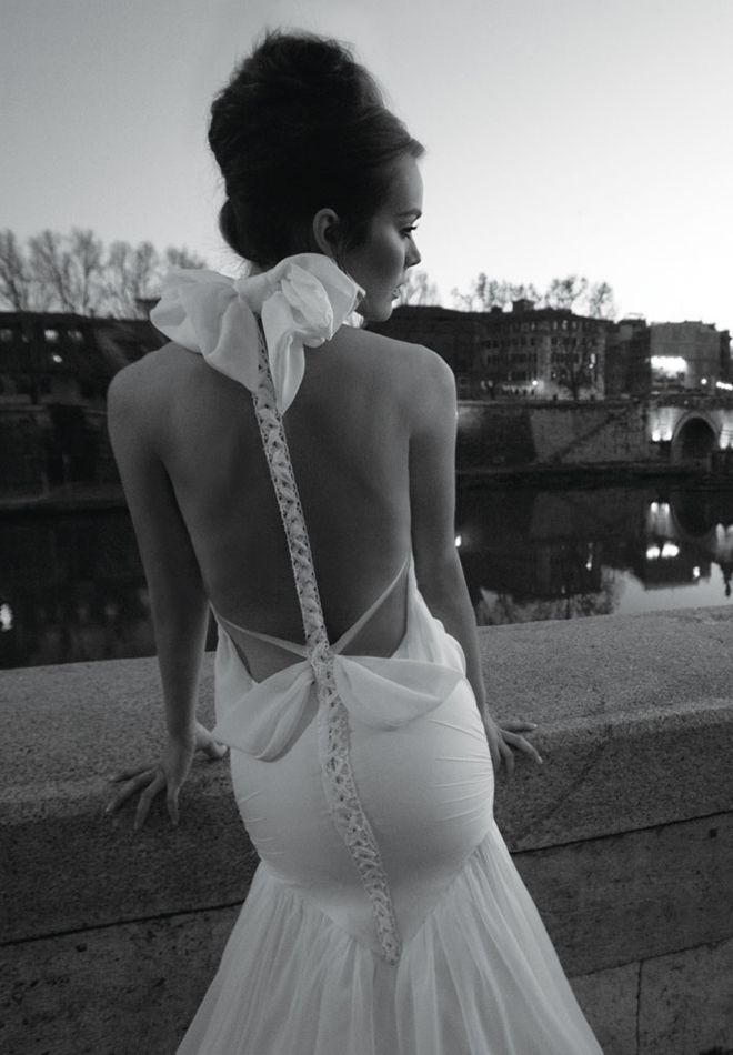 Couture Wedding Gowns from Inbal Dror | Inbal dror, Gowns and Wedding