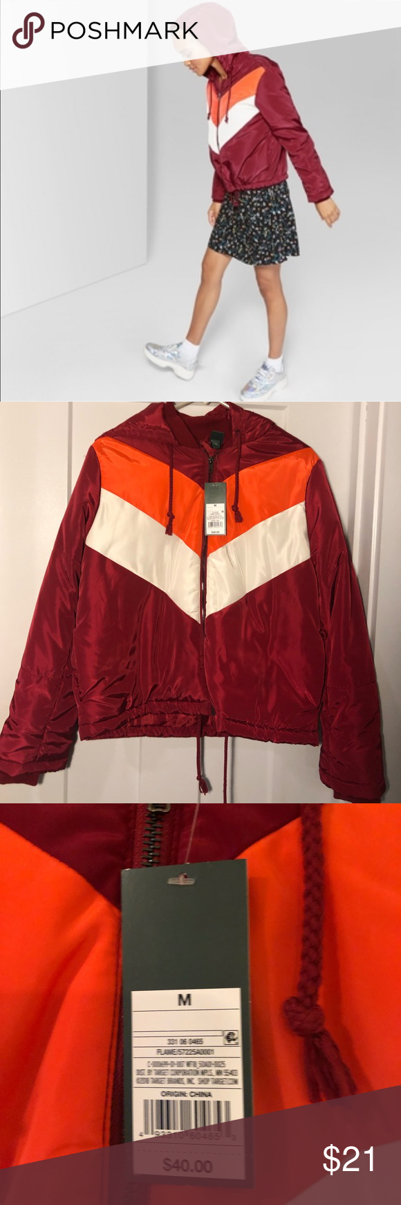 Wild Fable Puffer Jacket Nwt Puffer Jackets Clothes Design Wild Fable [ 1740 x 580 Pixel ]