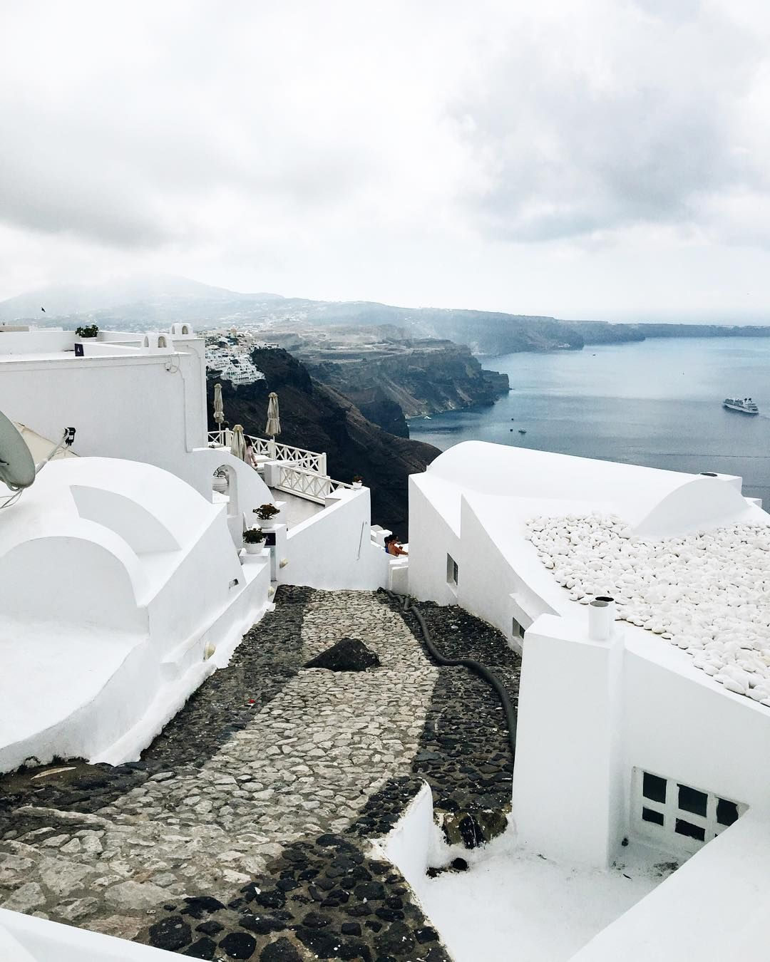 """Santorini, you're beautiful!  """