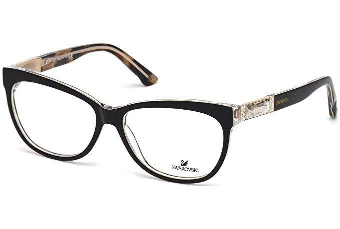 2803d889b6de SWAROVSKI for woman sk5091 - 056, Designer Eyeglasses Caliber 56 Review