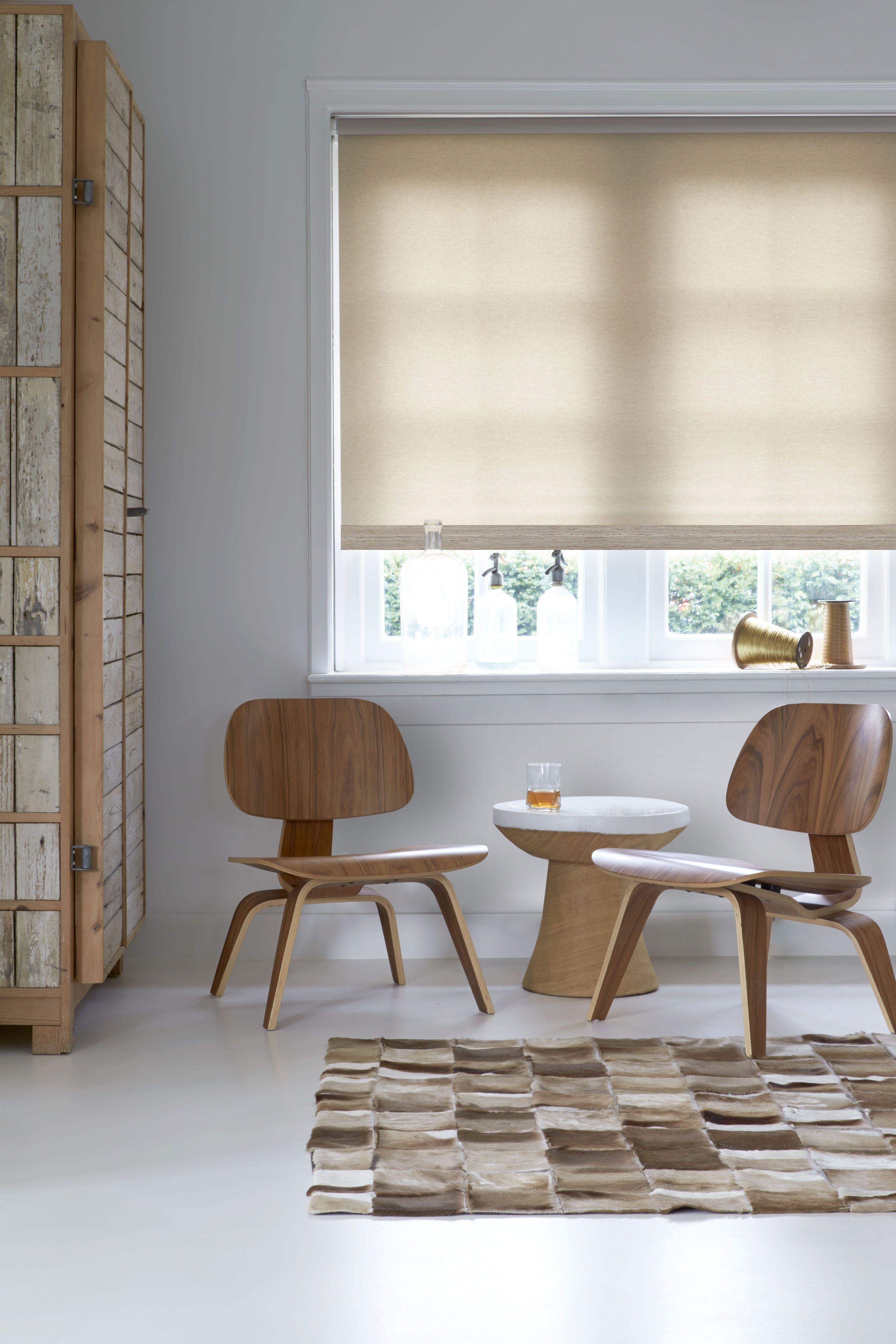 Natuurlijke kleuren zorgen voor een puur interieur.Kijk voor meer ...
