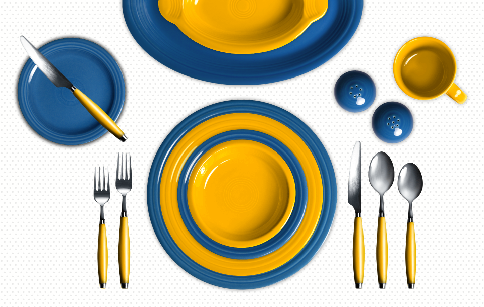 Check out my Colorama by Fiesta® customized table setting! Click to create your own  sc 1 st  Pinterest & Check out my Colorama by Fiesta® customized table setting! Click to ...