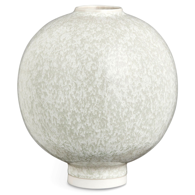 Unico+Vase+17cm,+Grønn,+Kähler