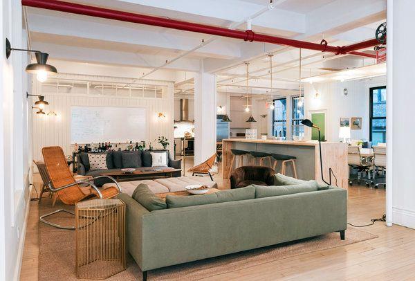 Office Interior Design On A Dorm Budget DesignWork SpacesNew York