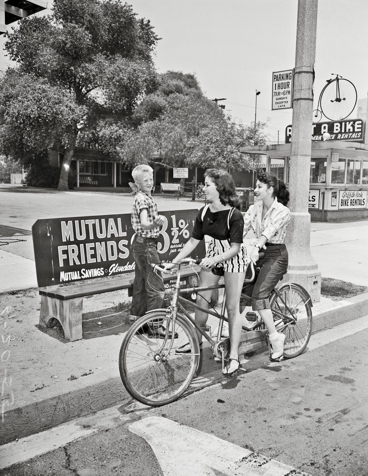 What phrase..., vintage bikes los angeles what