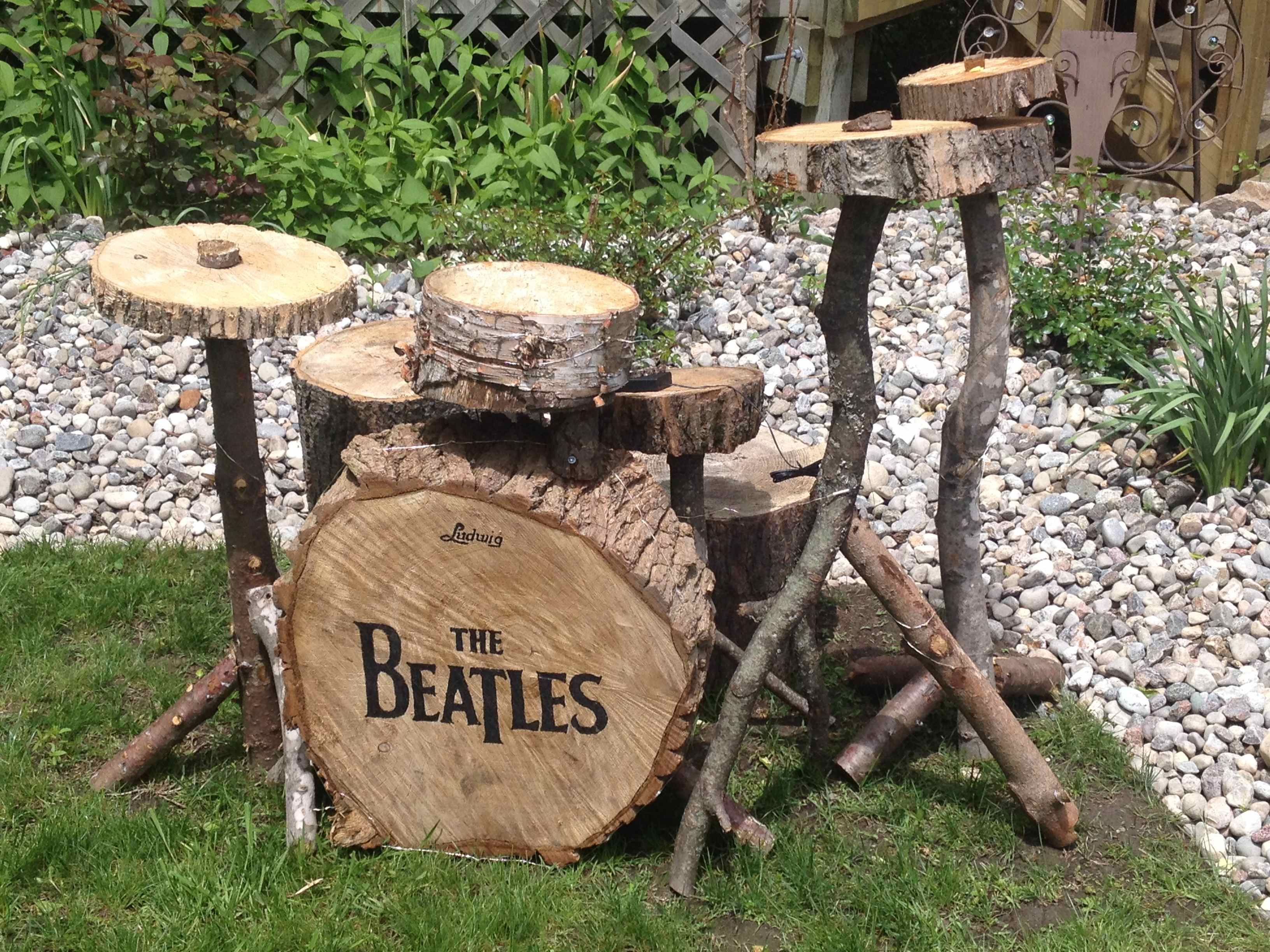 how to make a drum set