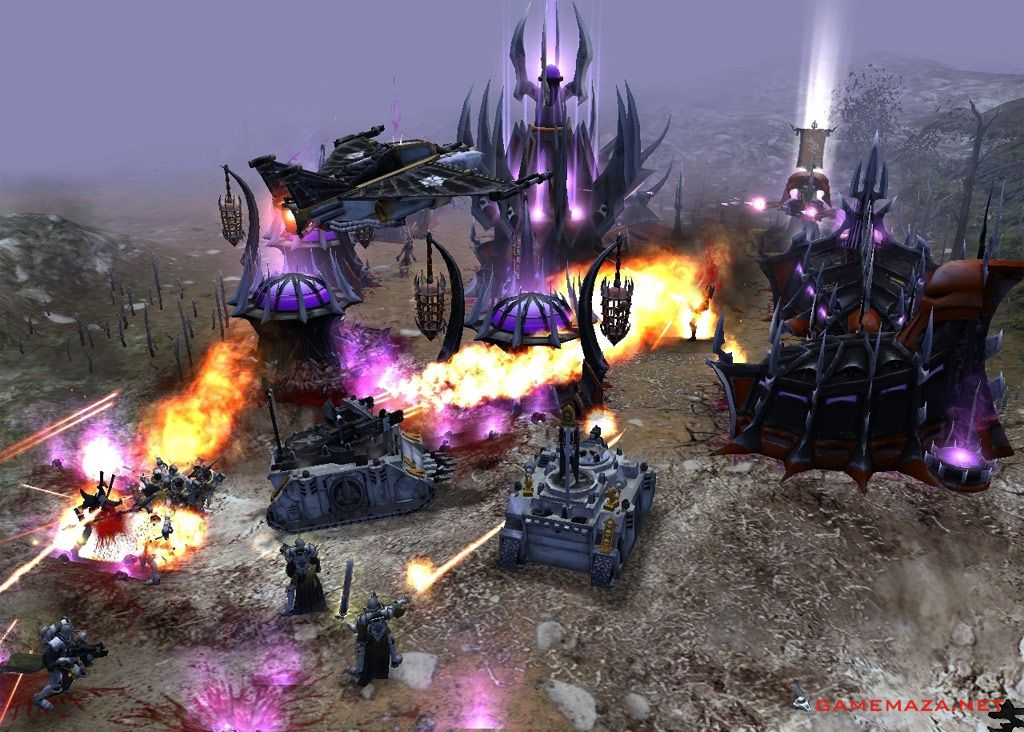 dawn of war soulstorm pc download